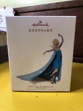 Disney Hallmark Keepsake - Queen Elsa of Arendelle 2018, Christmas Ornament