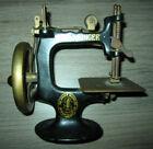 Antique Singer Model   20 miniature child s hand crank sewing machine  ca  1920s