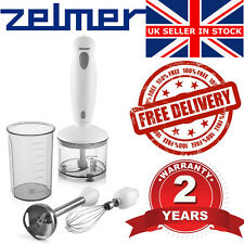 #NEW Electric Kitchen ZELMER (BOSCH) Hand Blender HB0804S whisk food ice crusher