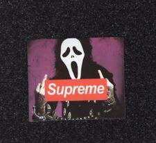 2 Scream Vinyl Stickers