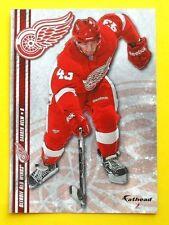 "FATHEAD 2011 NHL SGA Darren Helm 7"" Detroit Red Wings Poster Sticker LAST ONE"