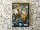 Medal of Honor: Rising Sun (Sony PlayStation 2, 2003) PS2