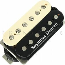 Seymour Duncan SHPG-1n Pearly Gates Neck Guitar Humbucker Pickup Zebra - NEW