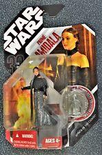 """STAR WARS HASBRO 2007 30TH ANNIVERSARY COIN SERIES 3 3/4"""" No.56 - PADME AMIDALA"""