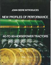 Farm Tractor Brochure - John Deere -  2040 2240 2440 2640 2940  - c1979 (F6246)