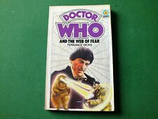 More details for doctor who and the web of fear (target book) first edition by terrance dicks