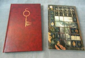 Sandman: Season Of Mists Hardcover Graphic Novel Preludes and Nocturnes lot
