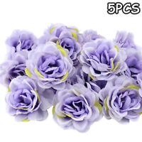 l'offre de mariage garland tête de soie rose fleurs artificielles couronne