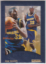 1995-96 SKYBOX E-XL A CUT ABOVE: JOE SMITH #4 WARRIORS ROOKIE INSERT 1:130 PACKS