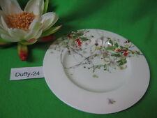 Brotteller 18 cm Brillance Fleurs Sauvages von Rosenthal mehr da