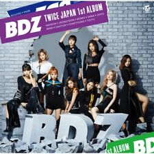 TWICE BDZ ONCE JAPAN Limited Edition CD Booklet Card WPCL-129149 436742850205