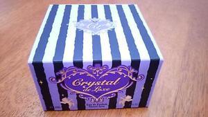 Crystal De Luxe eau de parfum natural spray 60ml by Geparlys Parfums