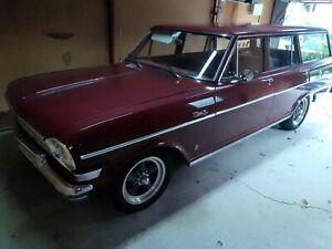 1964 chevrolet nova station wagon