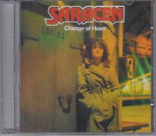 Saracen - Change Of Heart CD