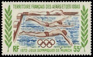 "AFARS et ISSAS C68 - Munich Olympics ""Swimming"" (pb33898)"
