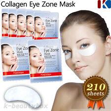 PUREDERM Collagen Hydro Eye Zone Mask 210 sheets / Eye Zone White Wrinkle Care