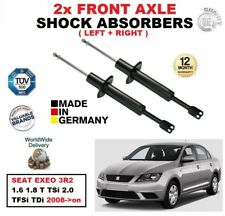 para SEAT EXEO 3r2 1.6 1.8T TSI 2.0 tfsi tdi 2008- > 2x amortiguador delantero