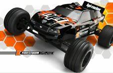 Hpi Racing 112878 - 1/10 E-Firestorm 10T Flux 2WD Offroad Truggy Rtr 0.0847oz