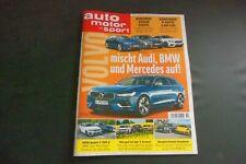 Auto Motor Sport Zeitschrift Nr. 11/2019 - Volvo