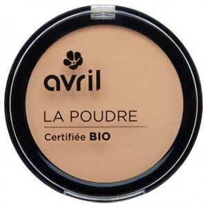 FOND DE TEINT Poudre compacte bio AVRIL poudre libre made in france dif teintes