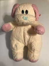 Ty Baby Rattle Plush - Dogbaby with Tag