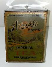 Arbuckle Brand Imperial Tea Tin - Arbuckle Brothers - Chicago