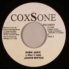JACKIE MITTOO - HIGH JACK (COXSONE) 1968