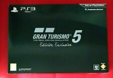 Gran Turismo 5 Edición Exclusiva - PLAYSTATION 3 - PS3 - COMO NUEVO