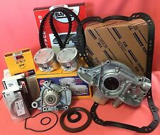 76mm NPR High Comp Pistons  PM6 and Engine Repair Complete Kit Made In Japan