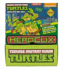 Teenage Mutant Ninja Turtles HeroClix Heroes in a Half Shell Gravity Feed