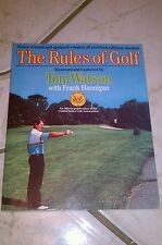 The Rules of Golf 1988 by USGA Staff (1988, Paperback, Revised)