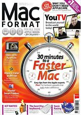 MAC FORMAT Magazine #261 June 2013 30 MINUTES TO A FASTER MAC Expert Tips @NEW@