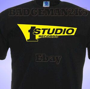 STUDIO 1 ONE T-Shirt Jamaican SKA Reggae ROCKSTEADY records MENS Retro