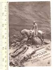 cartolina Napoleon Mort de Lannes Essling 1913 - C1158