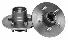 """37-48 Ford Front Hubs for Buick Aluminum Drums - 5 on 5"""" bolt pattern - 1135BD"""
