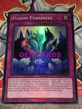Carte Yu Gi Oh FUSION PARADOXE FUEN-FR058 x 2