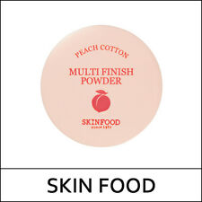 [Skin Food] SkinFood Peach Cotton Multi Finish Powder 15g / Big Size / Korea /V일
