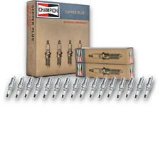 16 pc Champion Copper Spark Plugs for 2011-2018 Ram 1500 - Auto Pre Gapped kh