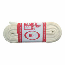 A&R Sports Figure Skate Laces (Pair) for Ice Skates (Choose Size / Color)