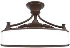 Anderson 22 in. Wobble-Free Indoor/Outdoor Espresso Bronze Ceiling Fan New