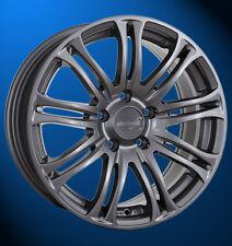 4xWheelworld WH23 8.5 X 19 5 X 120 42 daytona grau BMW MINI