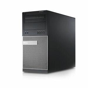 Dell OptiPlex 3020 MT Core i3 i5 i7 16GB 500GB SSD Micro Tower Win 10 Pro