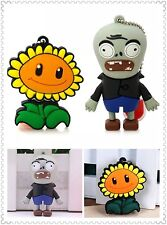 32G Plants Vs Zombies USB Flash Drive Cute Funny Gift box Memory stick Storage