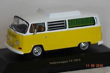 Vw t2 camper 1972 jaune-blanc 1:43 solido NEUF + OVP 4301000