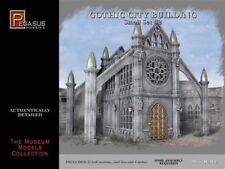 Pegasus HOBBIES 4925 Gothic City Building Small Set 2, 28mm  Plastic Model Kit