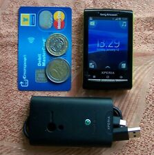 Sony Ericsson XPERIA X10 mini E10i Credit Card Size Android phone(smallest f100)