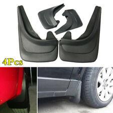 Universal Full Set Car Fenders Splash Guards ABS Soft Plastic Mud Flaps Mudflaps