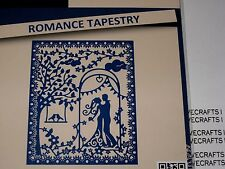 "TATTERED LACE DIES ""ROMANCE TAPESTRY"" TTLD687 WEDDING COUPLE DANCING FOR CARDS"