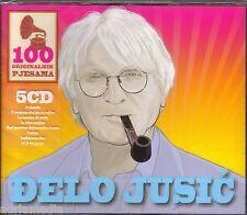 Djelo Jusic 5 CD Box 100 originalnih pjesama Croatia Dubrovacki trubaduri Best