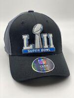Super Bowl LII 52 Velcroback Baseball Cap Hat Minnesota NFL Team Apparel - Youth